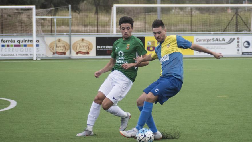 La Jonquera perd la fiabilitat com a local contra el Sabadell Nord