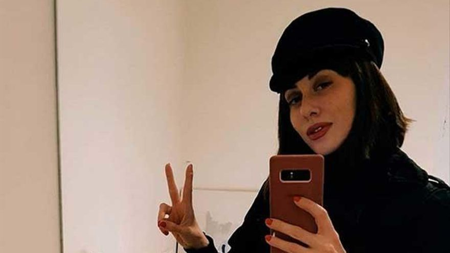 La imagen de Natalia Ferviú que más está dando que hablar
