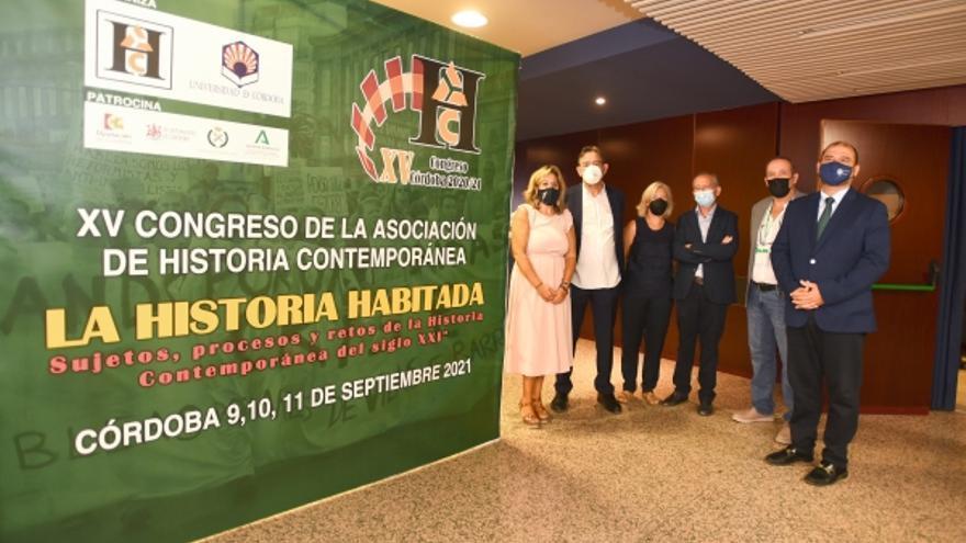 El 15º Congreso de Historia Contemporánea devuelve la presencialidad a los encuentros científicos en la UCO