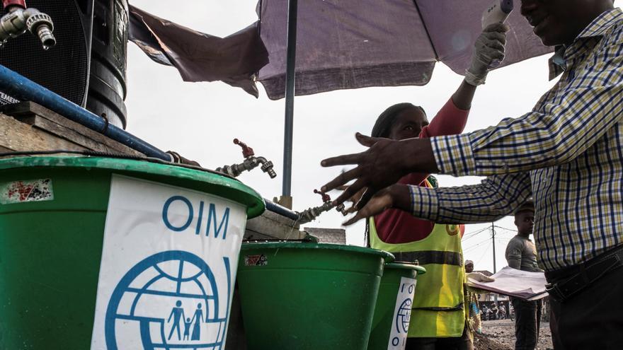 Confirman un brote de ébola en la República Democrática del Congo