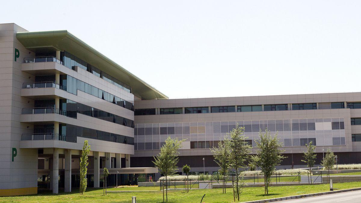 Son Espases, das größte Krankenhaus der Balearen.