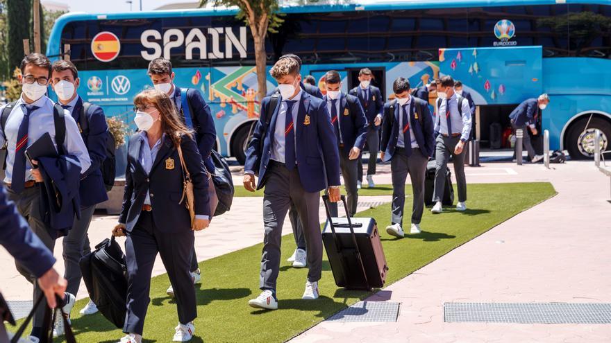 España debuta esta noche en la Eurocopa enfrentándose a un nuevo capítulo de 'Mujer'