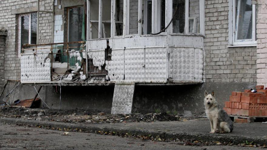 Tillerson revela que EEUU y Rusia trabajan en un acuerdo de paz para el este de Ucrania