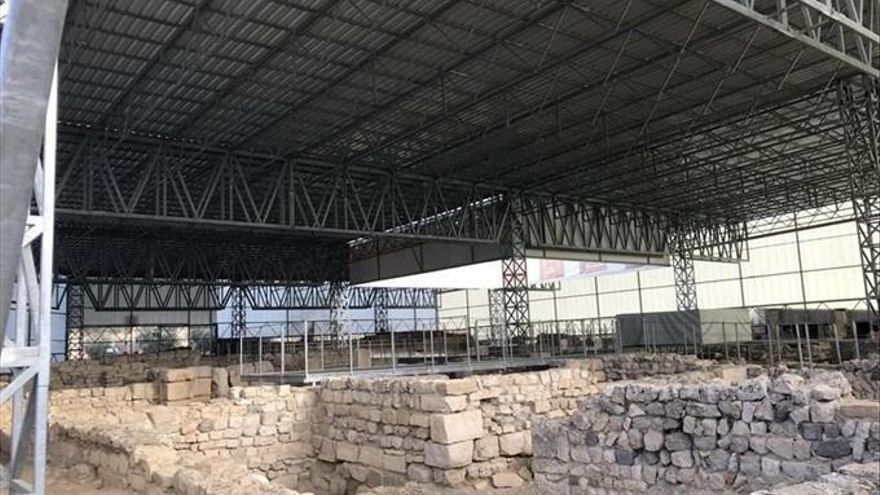 El PP denuncia el deterioro de Villa Fortunatus en Fraga