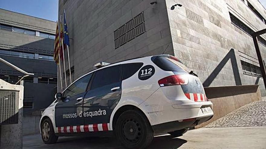 El TSJC rebaixa la vigilància als jutjats de Berga i Solsona al nivell dels altres