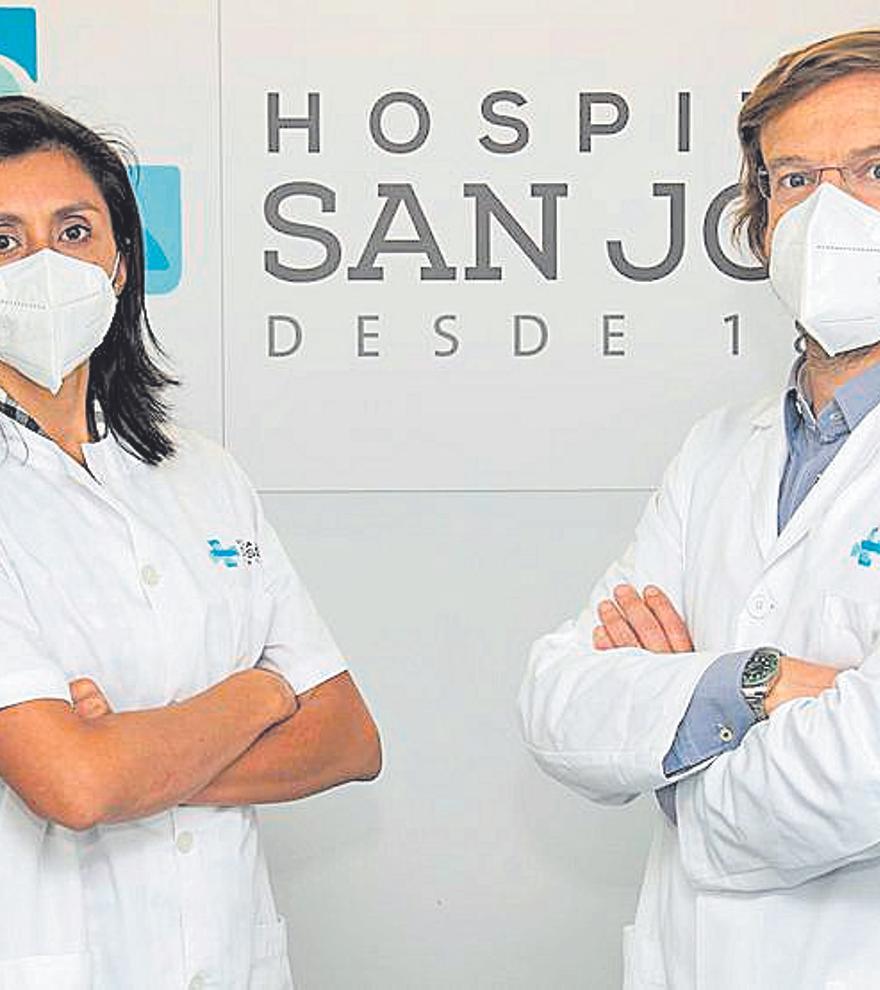 El Hospital San José innova en el tratamiento de la próstata con la técnica «Rezum»