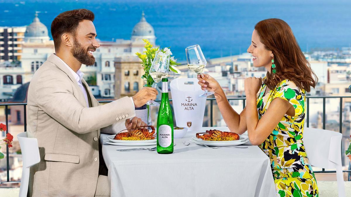 El Marina Alta es ideal para disfrutar en verano con aperitivos, arroces y sushi