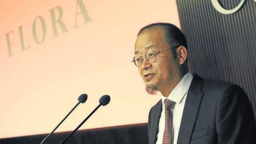 El magnate chino de Flora propone abrir un hotel de 5 estrellas en La Judería