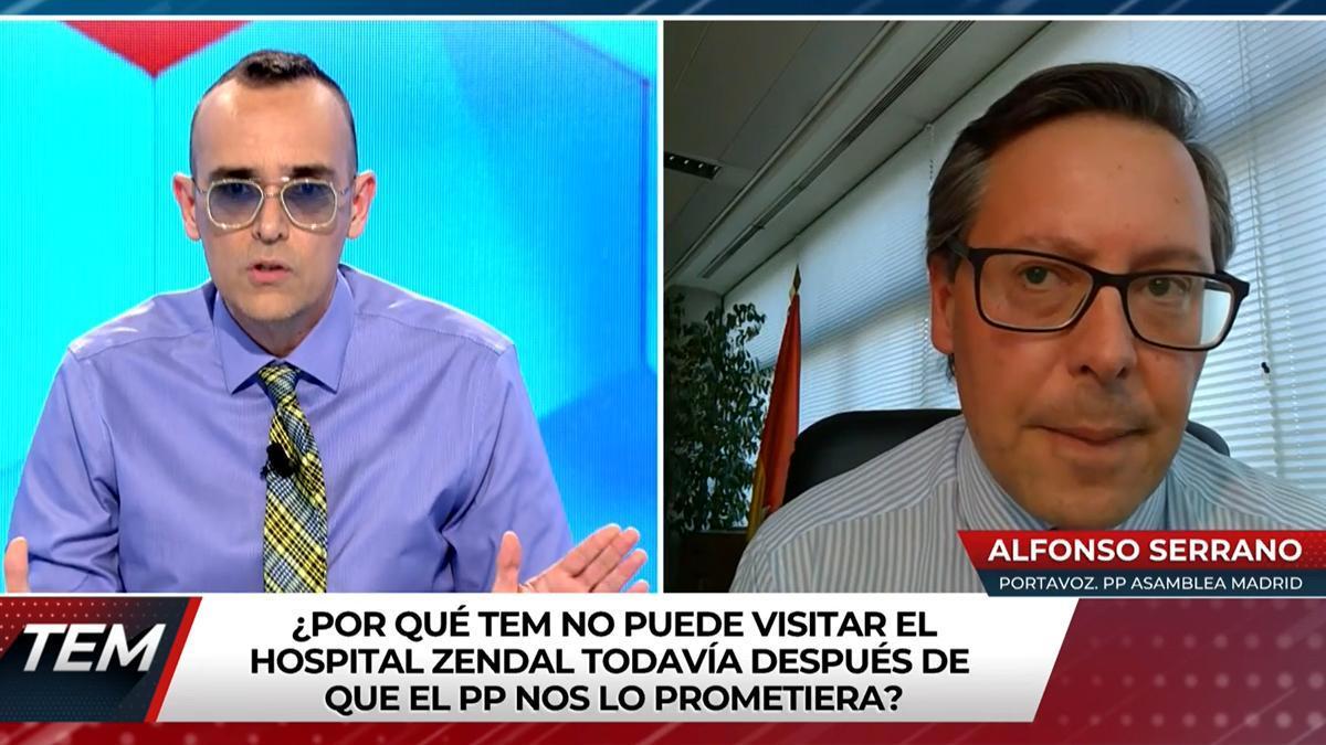 Risto Mejide y Alfonso Serrano.