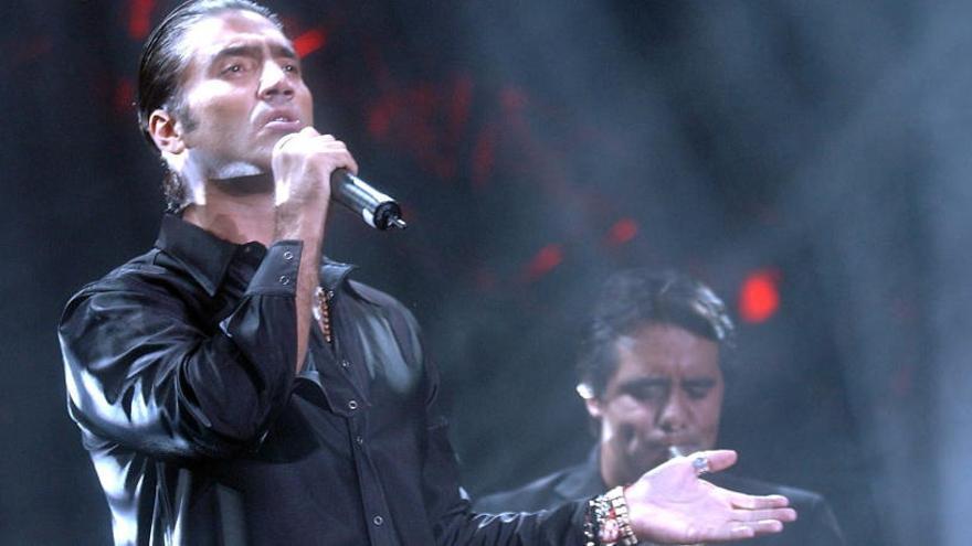 El mexicano Alejandro Fernández dará un concierto en el Coliseum el 25 de julio