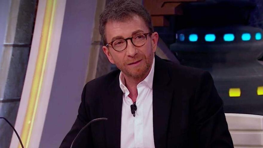 "La mala experiencia de Pablo Motos con Sacha Baron Cohen: ""A un minuto dijo que no salía"""