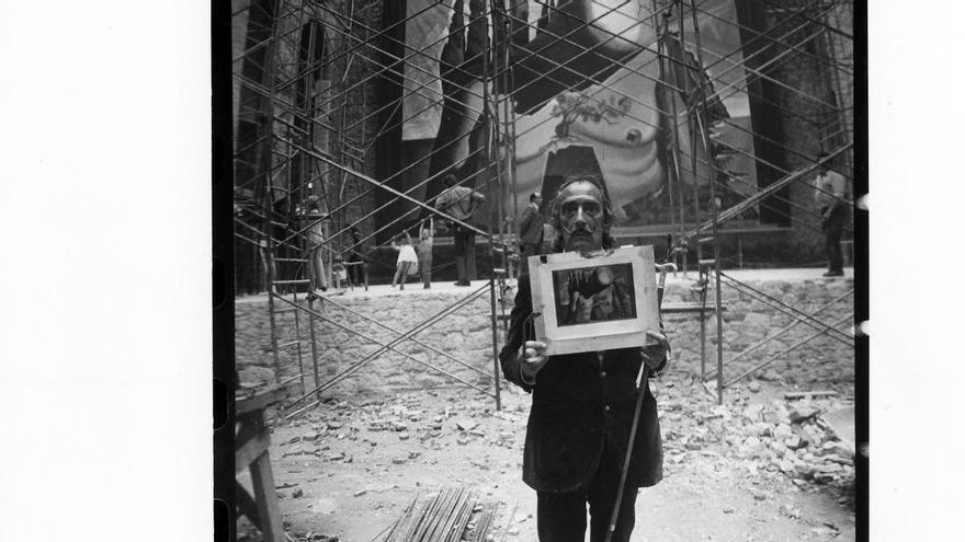 El Museu Dalí incorpora una sala remodelada al seu recorregut amb una exposició de fotografies de Melitó Casals