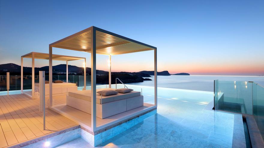 El hotel Bless de Ibiza abre el 28 de mayo