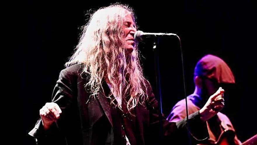 Patti Smith, imagen de Yves Saint Laurent