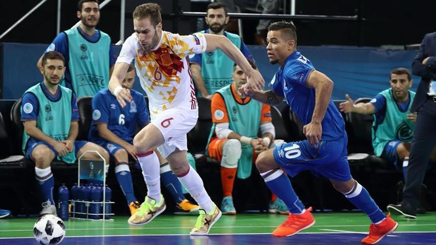 España se juega su prestigio en el cruce ante Ucrania