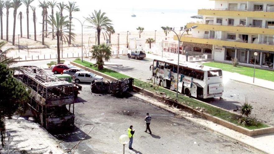 Roses no oblida l'atac mortal d'ETA vint anys després