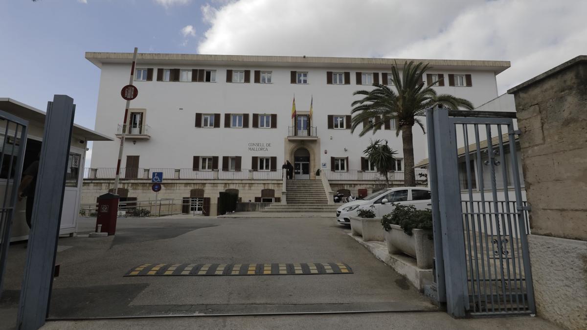 Edificio del IMAS