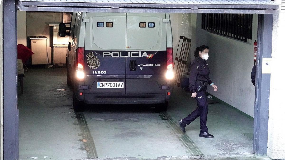 A disposición judicial los acusados del caso del colegio de enfermería de Pontevedra