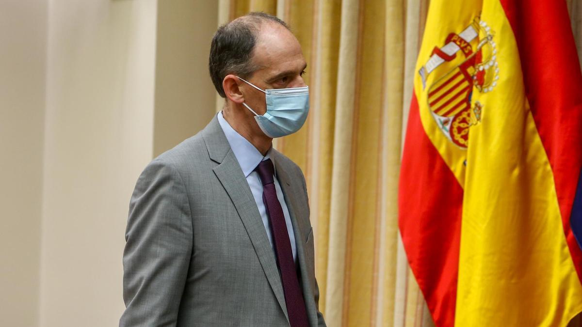 El inspector de la Policía Manuel Morocho.