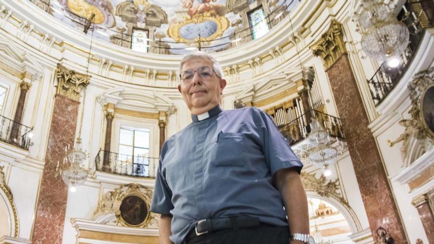 """Jaime Sancho: """"La basílica tiene una falsa imagen elitista; quiero allí bodas de gente humilde"""""""