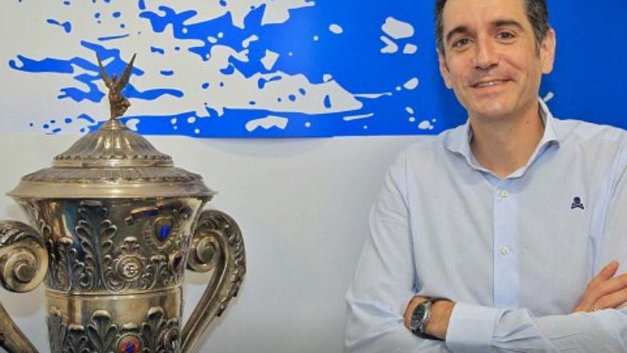 David Villasuso, nuevo consejero del Deportivo en sustitución de Otero