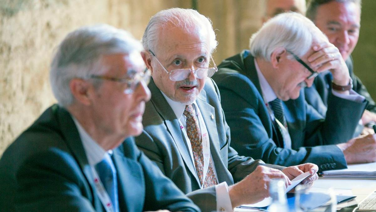 Mario Molina, jurado de los Jaume I durante 22 años, ha fallecido.