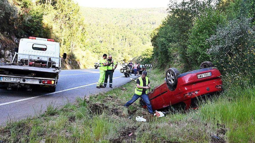 Pontevedra, la segunda peor ratio de España de accidentes con heridos según las aseguradoras