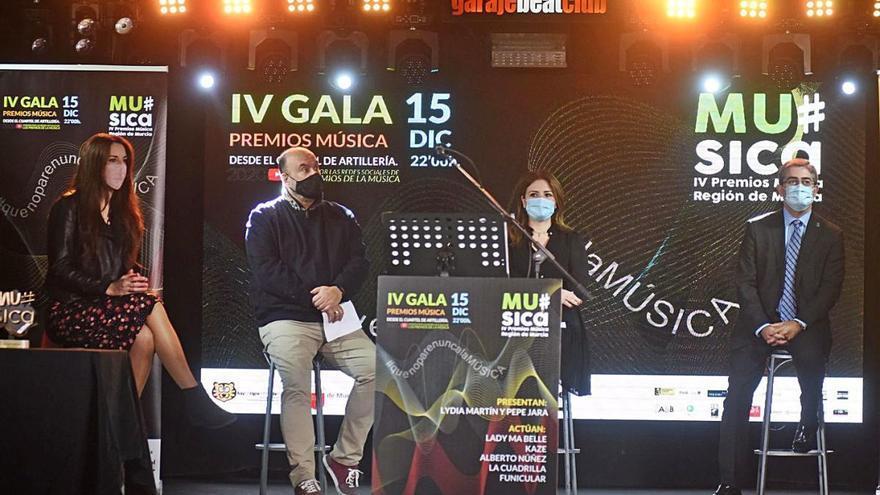 Los Premios de la Música de la Región apuestan por el talento joven