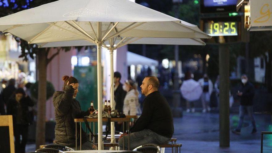 ENCUESTA | ¿Estás de acuerdo con el adelanto del cierre de comercio y hostelería a las 20.00 horas por la tasa de covid?