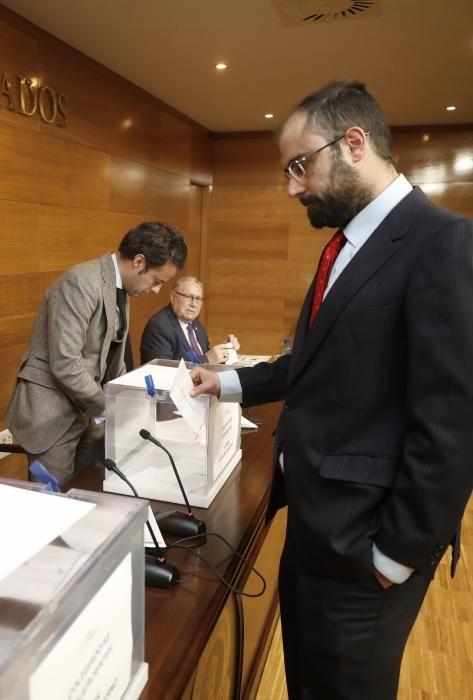 Elecciones a Decano del Colegio de Abogados