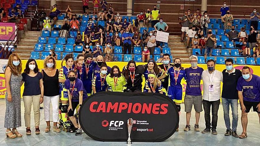 L'Igualada Femení sub-15 és el nou campió de Catalunya