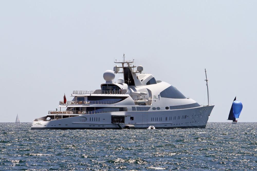 Yacht Yas Mallorca