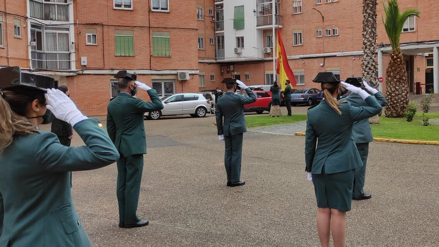 Aniversario Guardia Civil