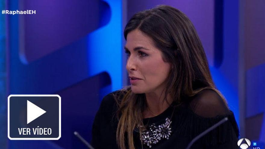 Nuria Roca confiesa su momento más incómodo en terapia de pareja