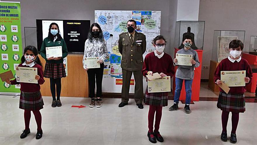 El Museo Militar entrega sus premios de cómic sobre el V Centenario de la primera vuelta al mundo