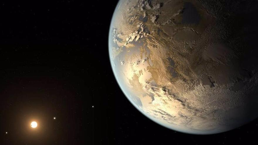 Se estima que existen unos 300 millones de planetas habitables en la galaxia