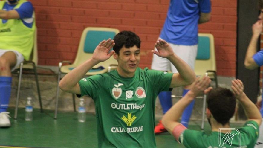 El Racing Intersala Zamora juvenil vence y convence al Valladolid Sport