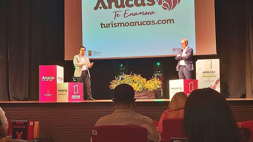 Arucas se promociona como la puerta del Norte para el turismo