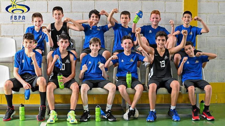 Asturias derrota a Canarias en el campeonato de España alevín de baloncesto de San Fernando (Cádiz)