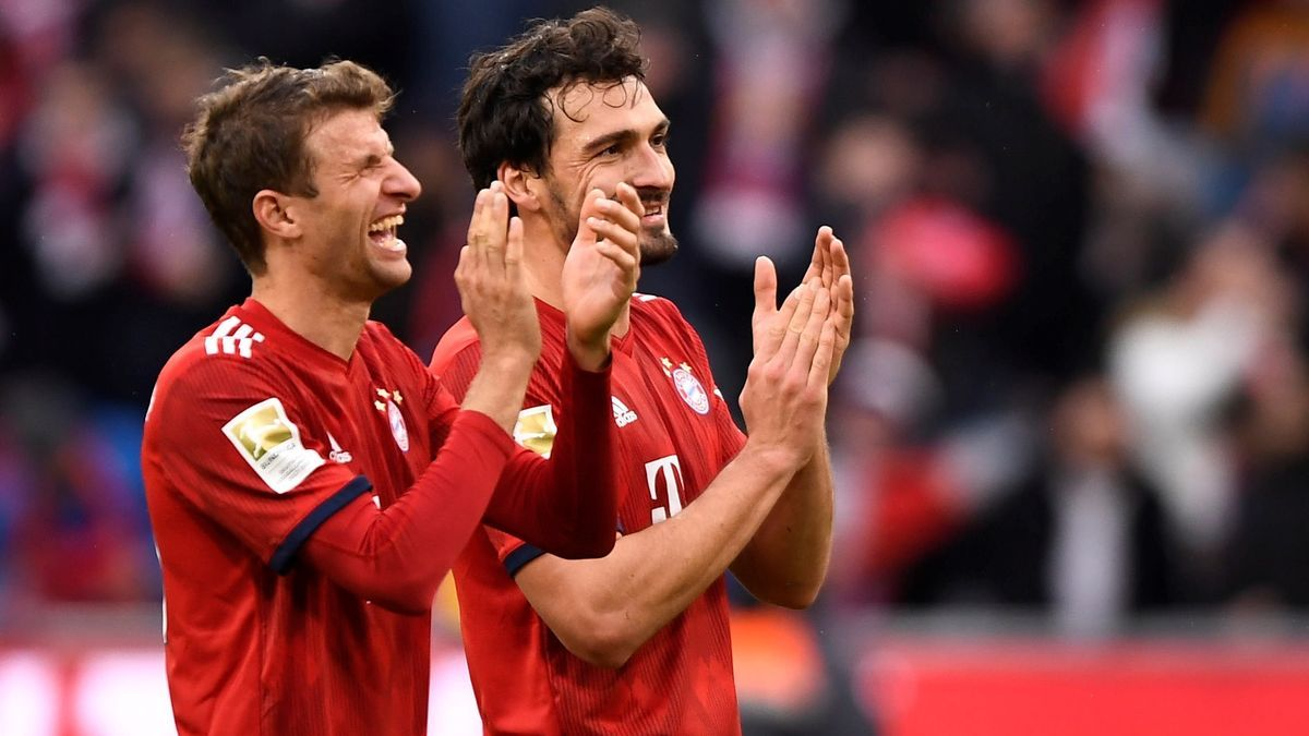 Müller y Hummels, novedades en la convocatoria alemana para la Eurocopa.