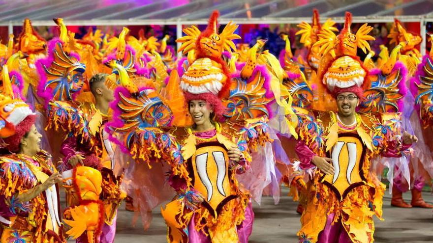 Sao Paulo aplaza el carnaval 2021 por la Covid-19