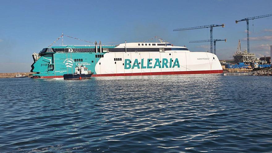 Armón construirá en Gijón su primer buque para suministrar gas entre barcos