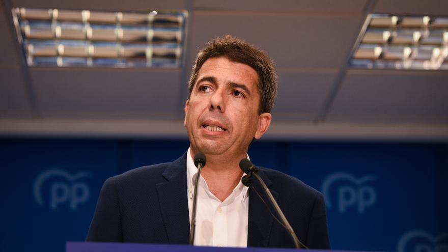 Carlos Mazón, candidato único a presidir el PP de la Comunidad Valenciana