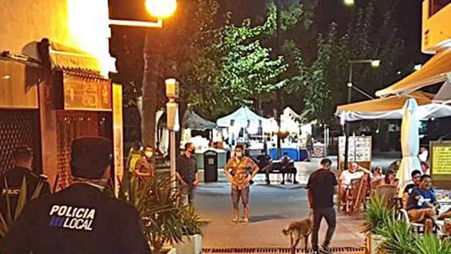 3,2 millones en multas por infracciones del estado de alarma en Balears