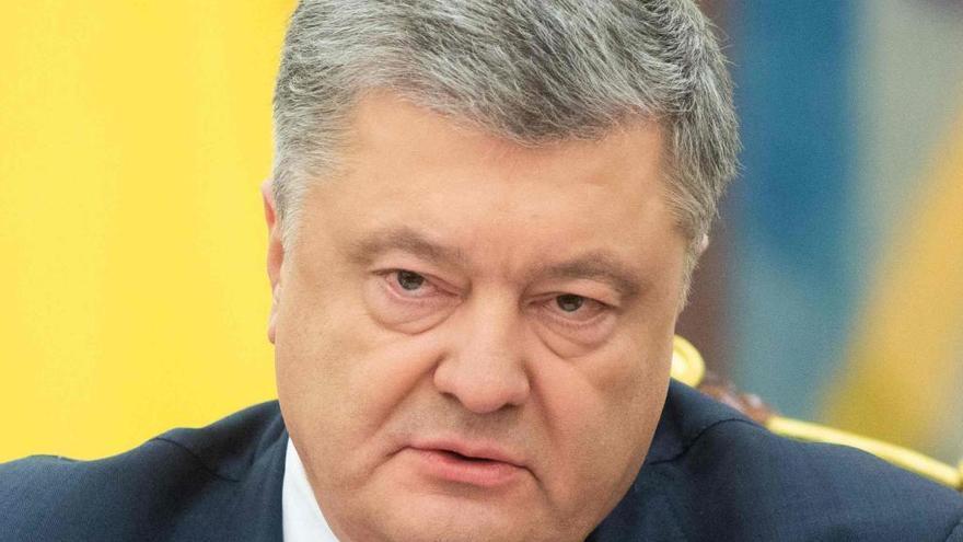 Poroshenko declara el estado de excepción en Ucrania