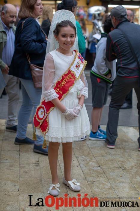 Desfile día 3: Baño de la Cruz, procesión y Parla