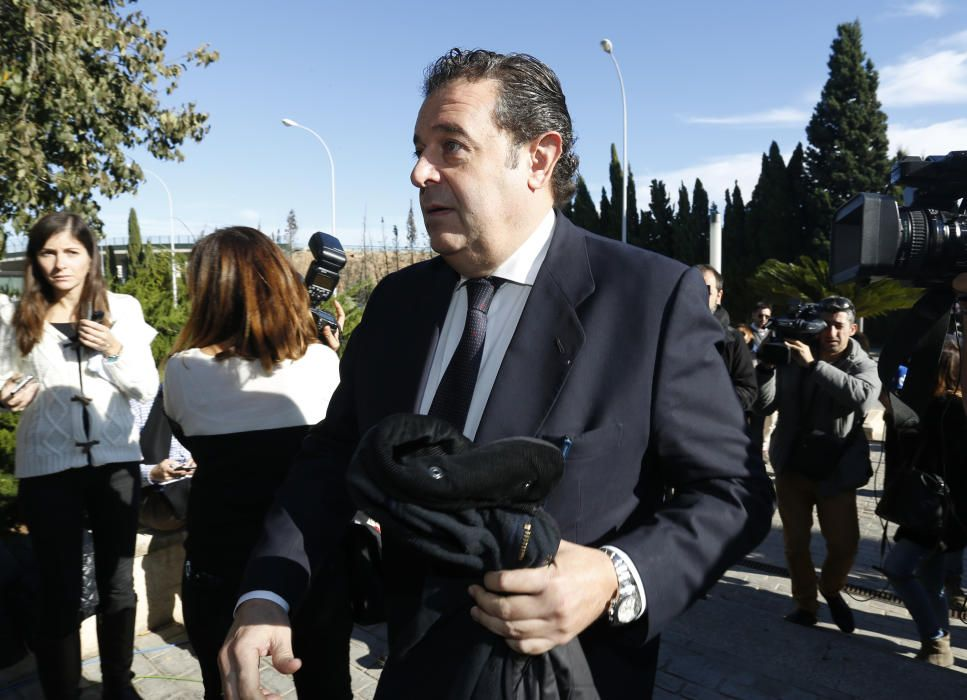 Gerardo Camps, diputado y ex vicepresidente del Consell