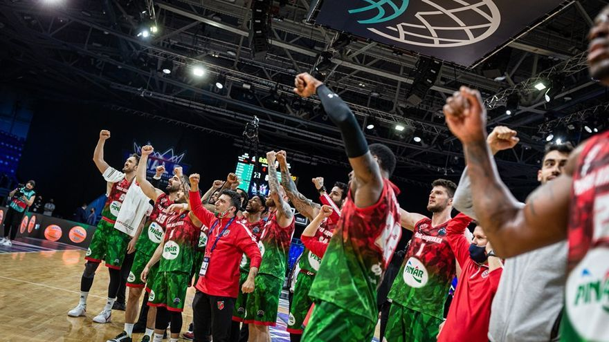 El Pinar Karsiyaka turco será el rival en las semifinales