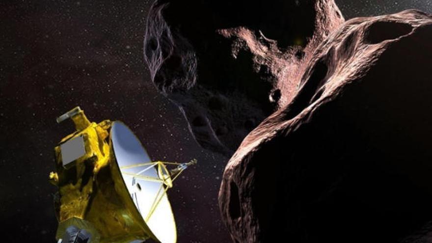 En los confines  del Sistema Solar