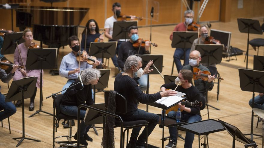 La incómoda sinfonía de la pandemia: así le afecta el covid a los músicos de cámara
